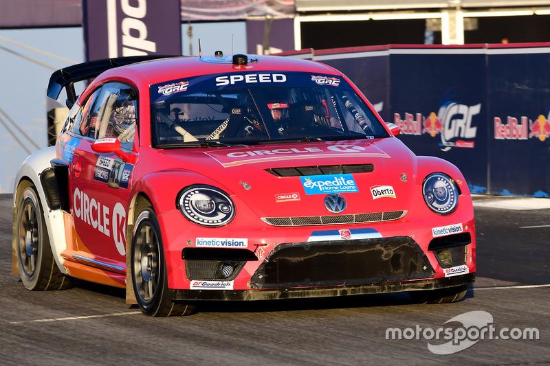 Скотт Спид, Volkswagen Andretti Rallycross