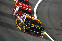 Brendan Gaughan, Richard Childress Racing Chevrolet and Jeremy Clements, Jeremy Clements Racing Chevrolet