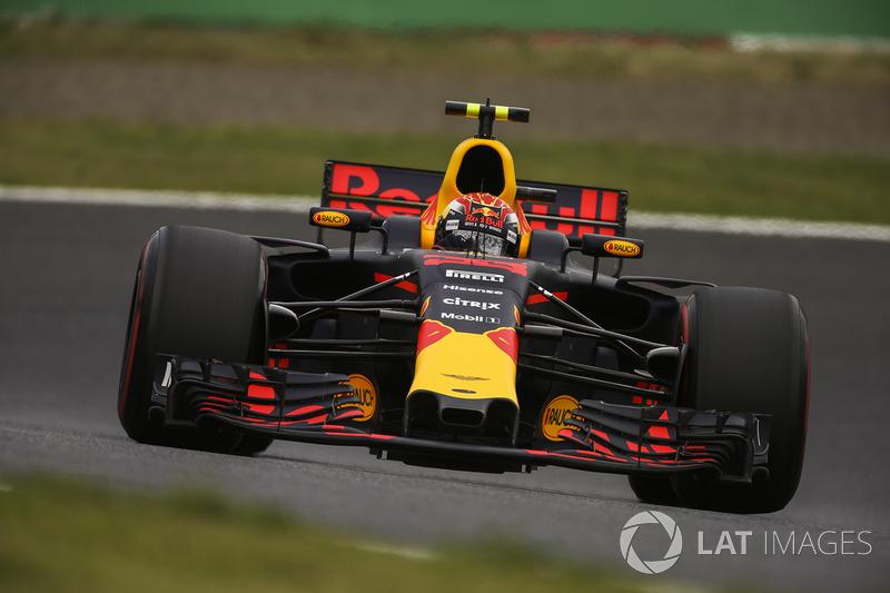 Max Verstappen chegou perto do pódio com o quarto lugar de 2016.