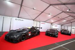 Yeni Super GT otomobilleri (2017)