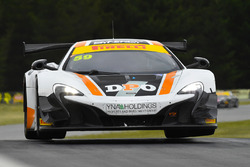 #59 Tekno YNA Holdings McLaren 650S GT3: Nathan Morcom, Grant Denyer