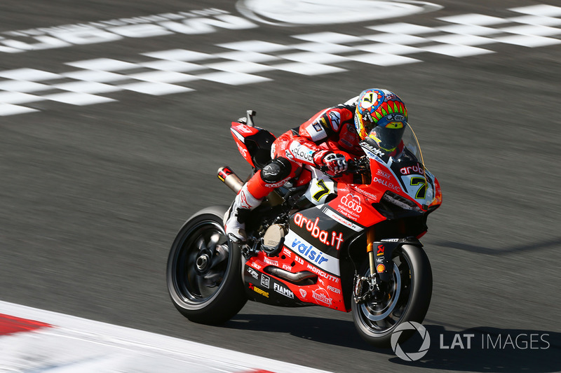 Чаз Девіс, Ducati Team
