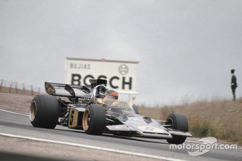 Lotus 72D (1971-1973)