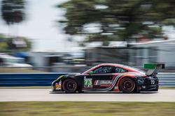 #73 Park Place Motorsports Porsche GT3 R: Patrick Lindsey, Jörg Bergmeister, Matt McMurry