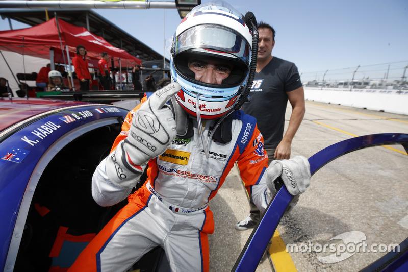 GTD-Polesitter: Tristan Vautier, SunEnergy1 Racing