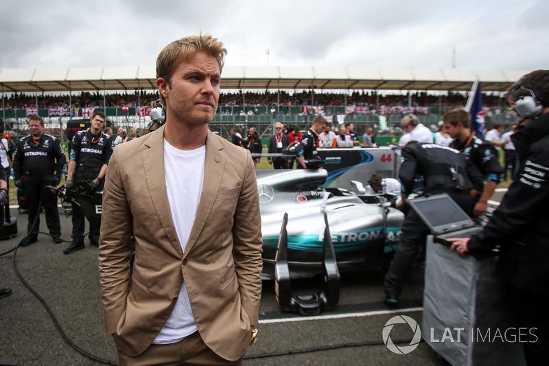 Nico Rosberg, Embajador de Mercedes-Benz