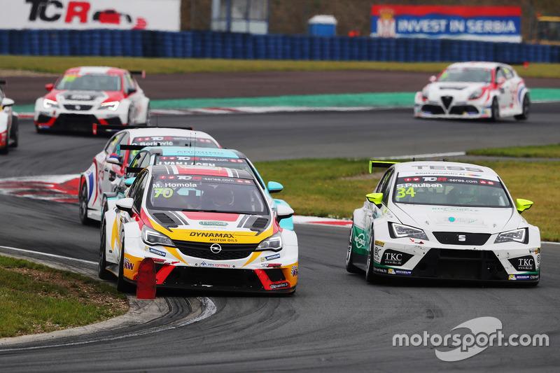Матьо Гомола, DG Sport Compétition, Opel Astra TCR
