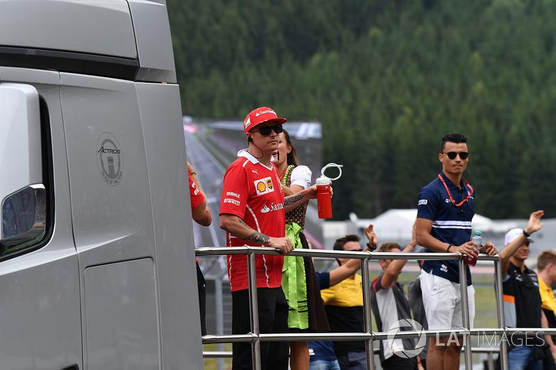 Kimi Raikkonen: 5º