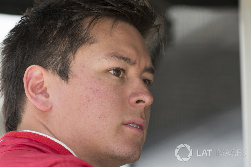 #17 Sebastian Saavedra, Juncos Racing / Chevrolet