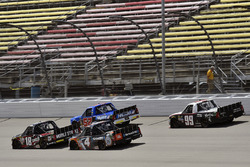 Noah Gragson, Kyle Busch Motorsports Toyota, Christopher Bell, Kyle Busch Motorsports Toyota, Darrel