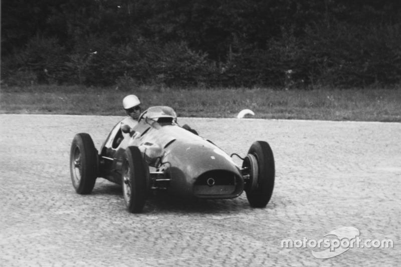 Андре Симон, Ferrari 500