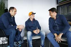 Герхард Бергер, Голова ITR та Макс Ферстаппен, Red Bull Racing, Флоріан Ціцльсперге, другий голова ITR