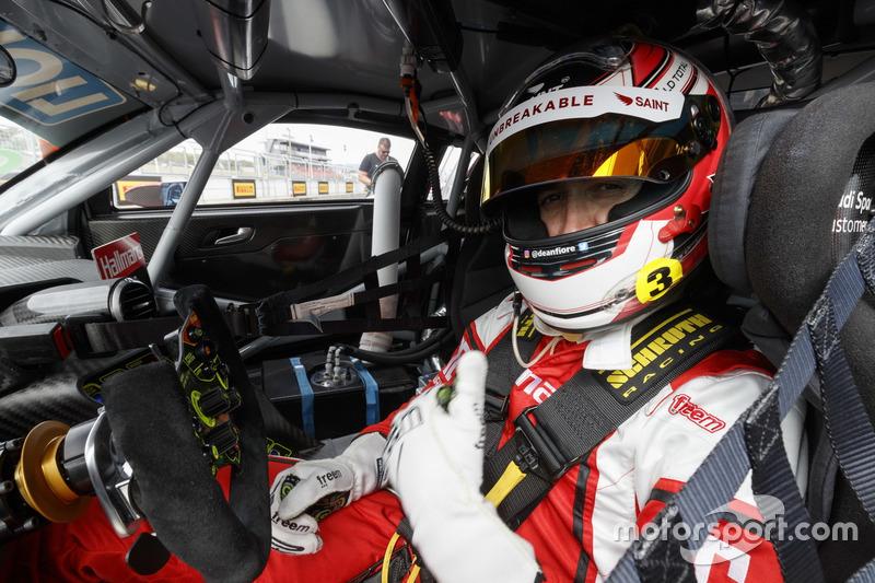 #9 Hallmarc, Audi R8 LMS: Dean Fiore