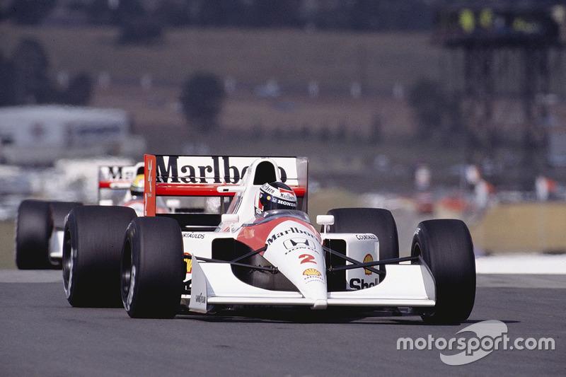 1992. McLaren MP4/6B Honda