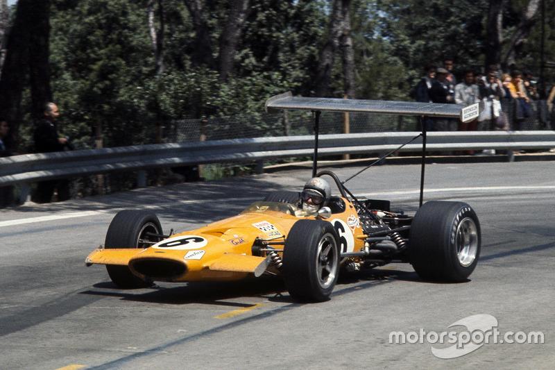 Bruce McLaren, McLaren M7C Ford