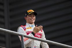 Segundo lugar Nyck De Vries, Racing Engineering