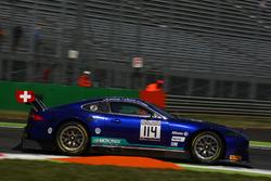 #114 Emil Frey Racing, Emil Frey Jaguar G3: Jonathan Hirschi, Christian Klien, Marco Seefried