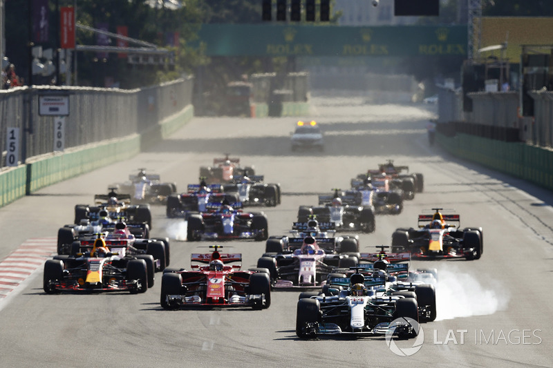 Gewinner: Formel 1