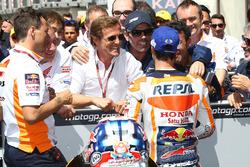 Sete Gibernau, 3. Dani Pedrosa, Repsol Honda Team