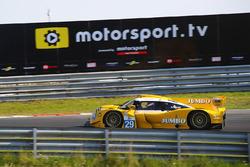 Racing Team Nederland, LMP3 Ligier and motorsport.tv signage