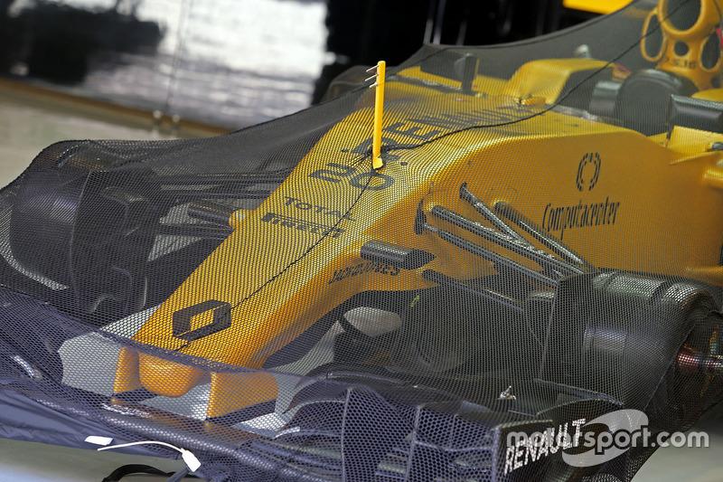 Renault Sport F1 Team RS16