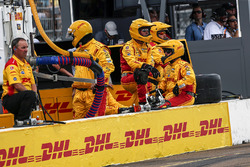 Бригада Райана Хантер-Рея, Andretti Autosport Honda