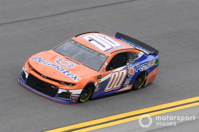 #00: Landon Cassill, StarCom Racing, Chevrolet Camaro