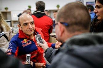 Pierre Budar, Director of Citroën Racing