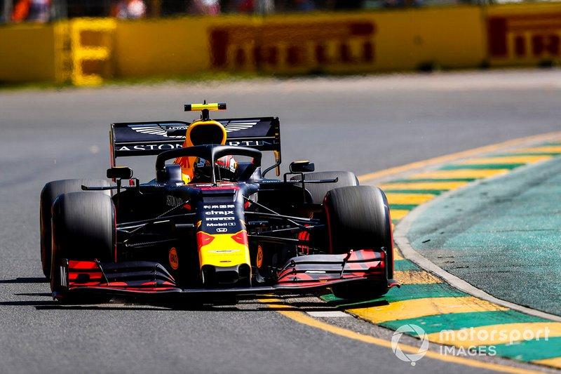 11. П'єр Гаслі, Red Bull — 0
