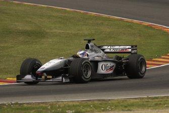 Olivier Panis, McLaren Mercedes