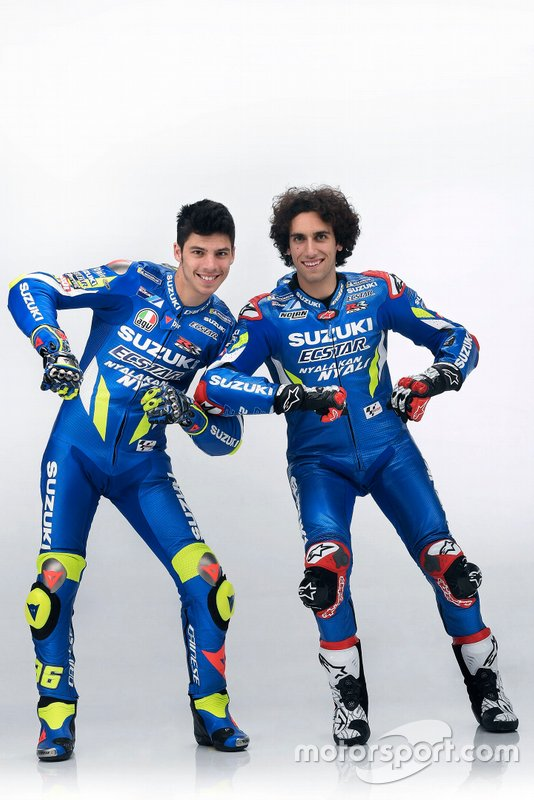 Алекс Рінс, Хоан Мір, Team Suzuki MotoGP