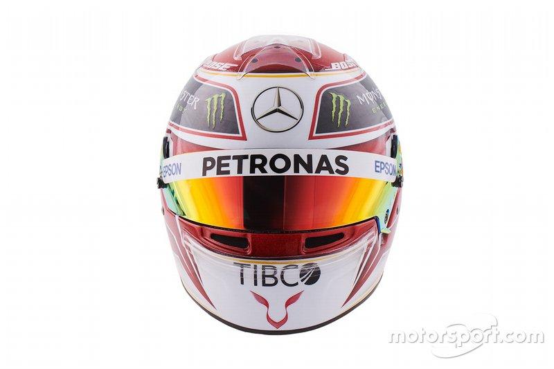 Lewis Hamilton sisakja