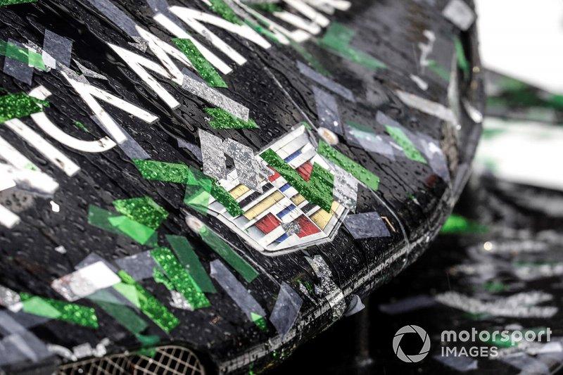 #10 Konica Minolta Cadillac DPi-V.R. Cadillac DPi, DPi: Ренгер ван дер Занде, Джордан Тейлор, Фернандо Алонсо, Камуі Кобаясі