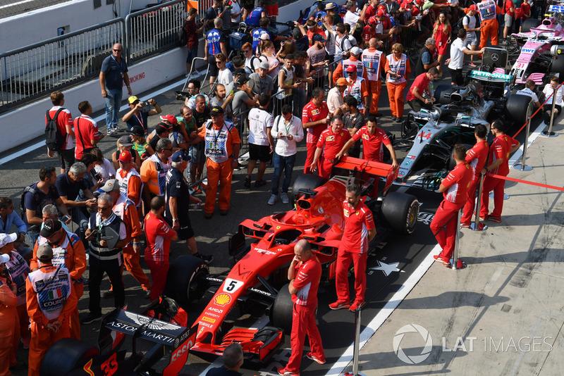 F1 2018 - Olasz Nagydíj - csütörtök - szerkesztői TOP