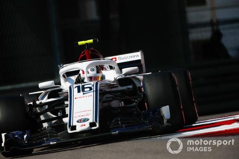 Sauber, 2013'ten sonra ilk kez