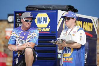 Chase Elliott, Hendrick Motorsports, Chevrolet Camaro NAPA Auto Parts Fans