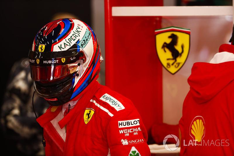 3. Кімі Райкконен, Ferrari — 146