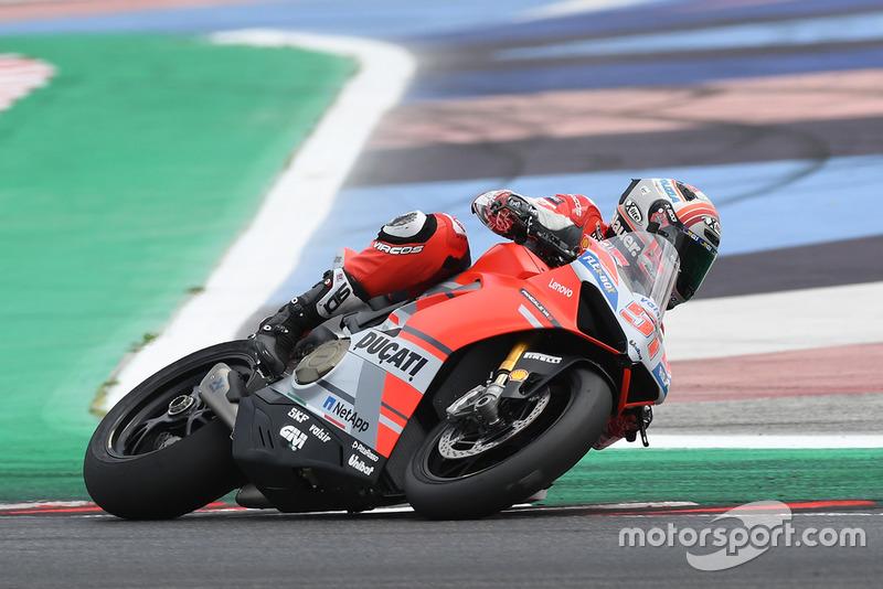 Michele Pirro, Ducati