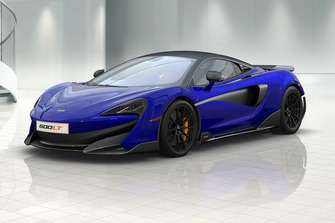 McLaren Marc real time configurator