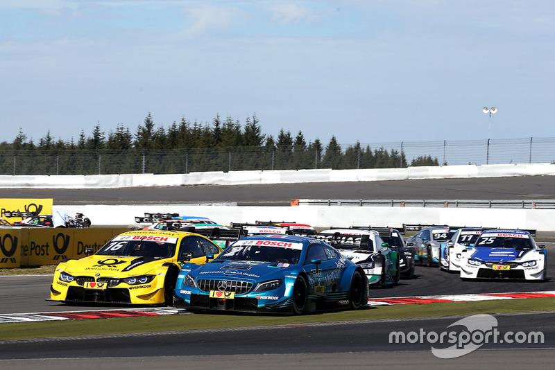 Timo Glock, BMW Team RMG, BMW M4 DTM, Nürburgring