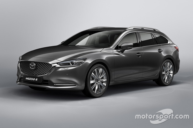 Mazda 6 2018 року