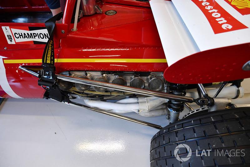 Ferrari 312B detay