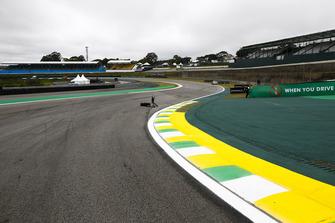Dettaglio del circuito di Interlagos