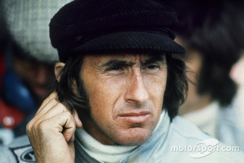 3: Jackie Stewart (1969, 1971, 1973)