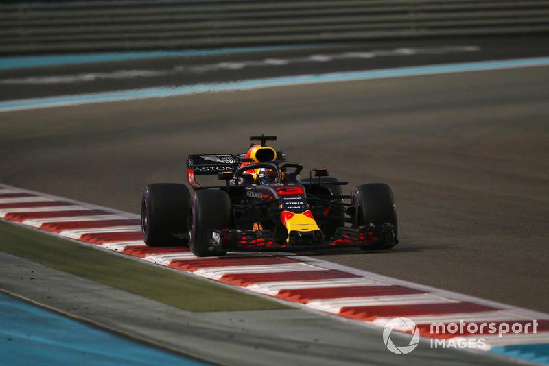 El adiós de Ricciardo a Red Bull