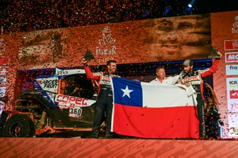 Podium : Can-Am: Francisco Lopez Contardo