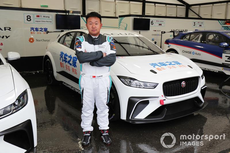 Tao Wang, Team China