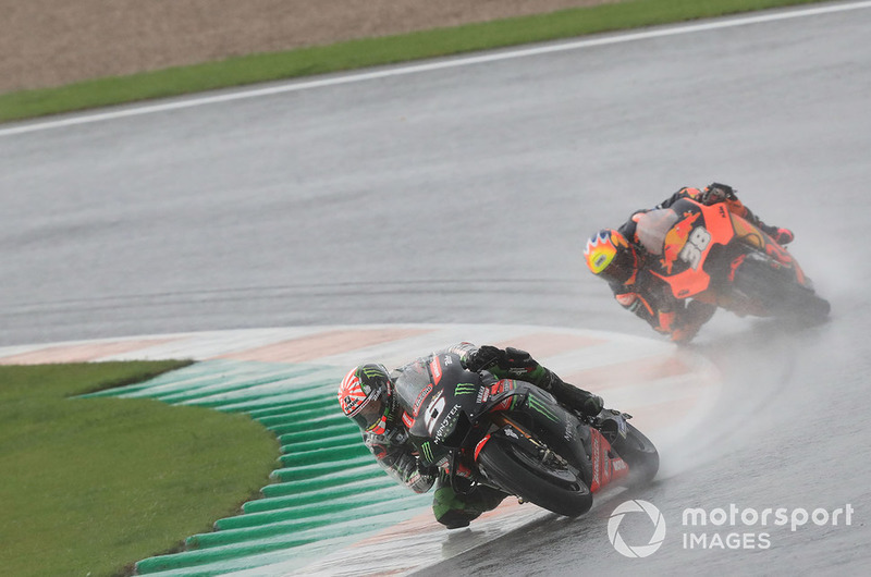 Жоанн Зарко, Monster Yamaha Tech 3, Бредлі Сміт, Red Bull KTM Factory Racing