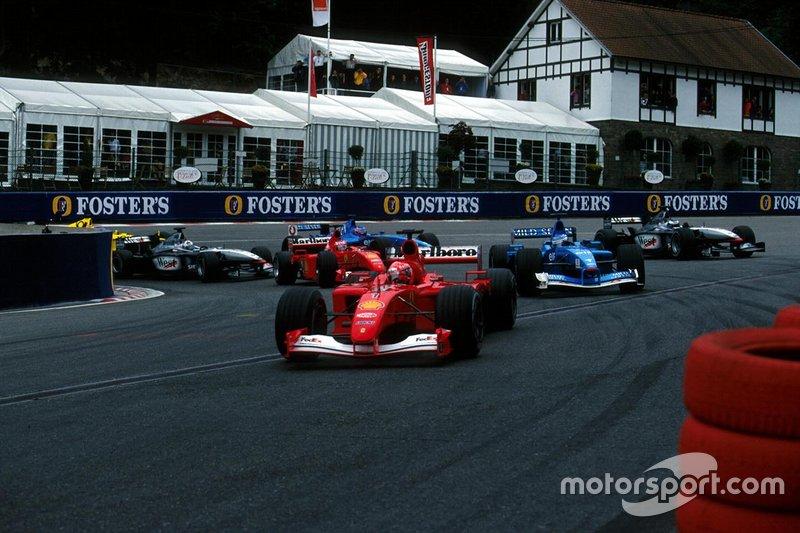 2001 Belgian Grand Prix