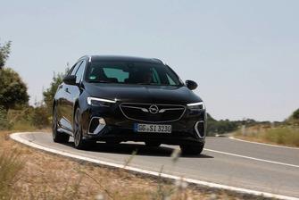 Opel Insignia Sports Tourer GSi 2019